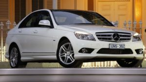 Mercedes Benz C-Class, model C 200 AMG