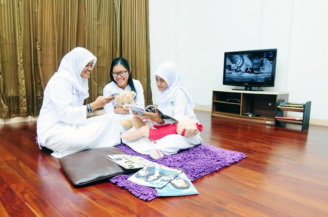 Islamic Boarding School dan Kelebihanya