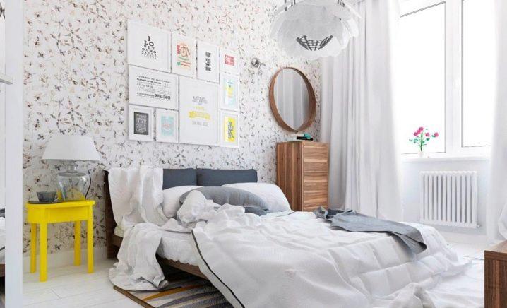Desain Kamar Tidur Menarik Untuk Ruangan Sempit