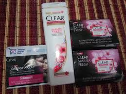 Shampoo Clear Sakura