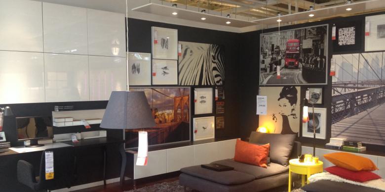 Belanja Perabotan Rumah Tangga Murah Hanya di IKEA