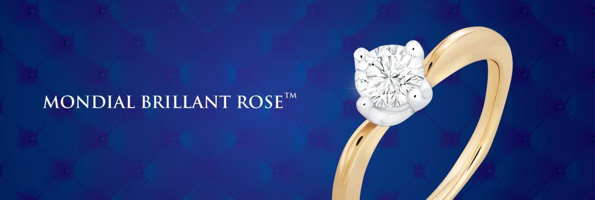 Kiat Tampil Mewah dan Elegan Tanpa Ribet dengan Koleksi Mondial Berlian Rose