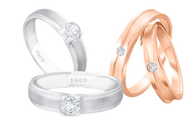 Langkah Dalam Memilih Cincin Pernikahan