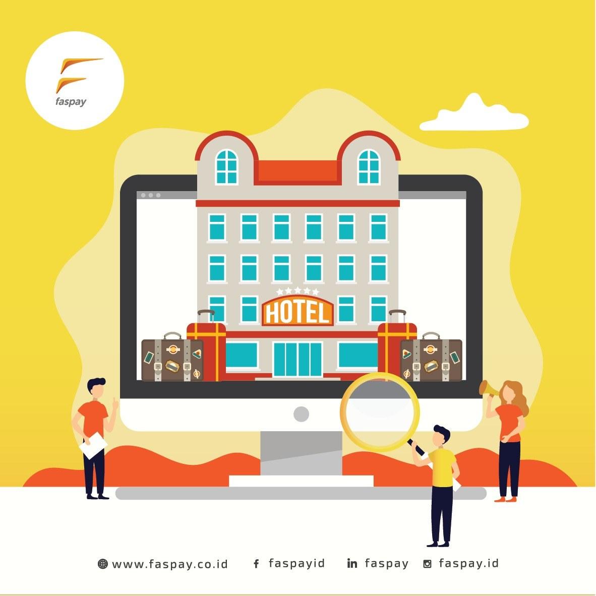 Sistem Pembayaran Online Hotel Mudah