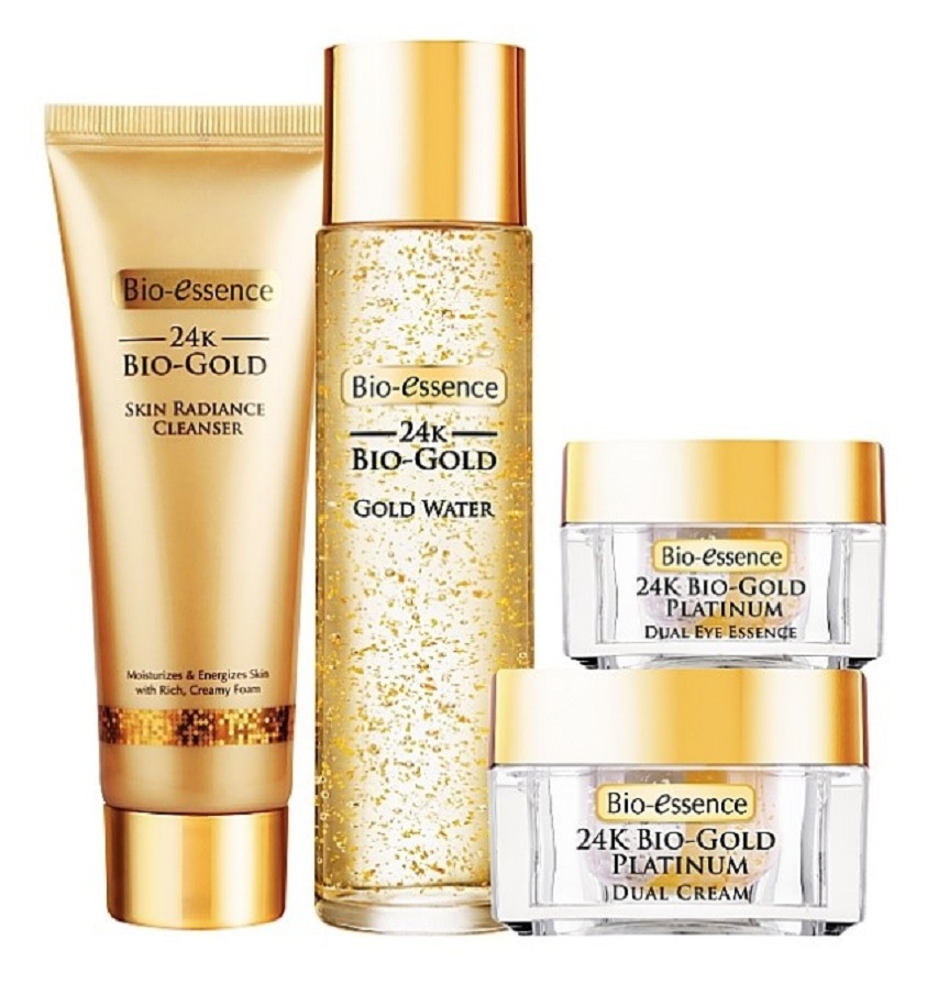 Manfaat Bio Essence Gold Water Essence