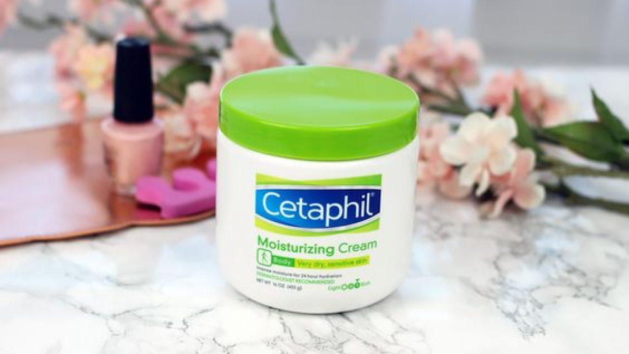 cetaphil cream moisturizer
