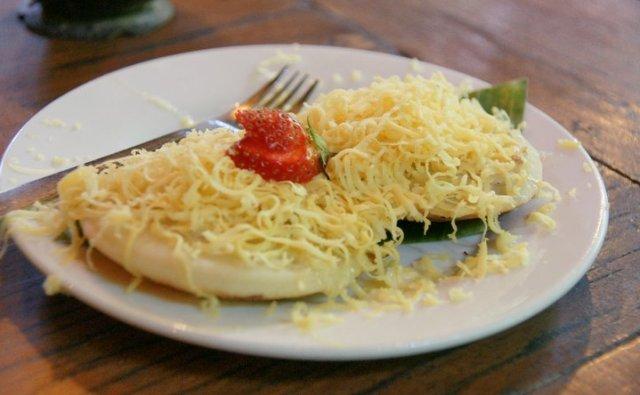 Resep Kue Lebaran Surabi Pelangi Manis