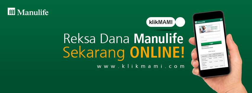Reksa Dana Syariah Online Terpercaya Manulife KlikMami