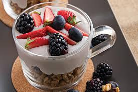Resep Puding Granola Simpel dan Creamy