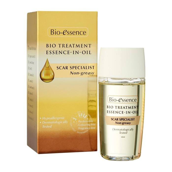 Bio Essence Efektif Menyamarkan Bekas Luka Secara Alami