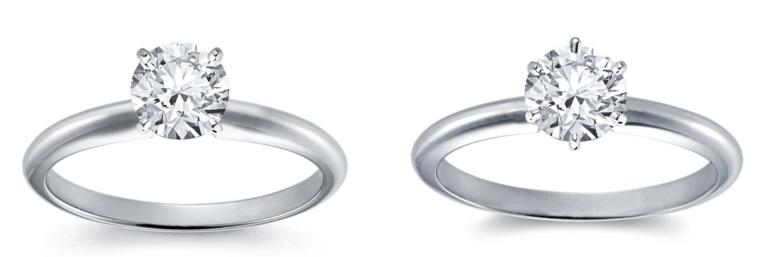 Rekomendasi Bentuk Berlian untuk Cincin Tunangan Terbaru
